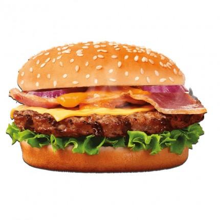 Бургер с беконом «Montana»