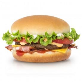 Классический Бургер с беконом «Royal Bacon Cheese»