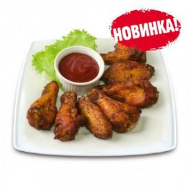 Закуски «Куриные крылышки Буффало»