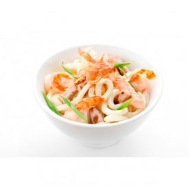 Горячие «Лапша удон с морепродуктами»