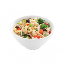 Горячие «Рис с овощами»