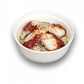Закуски «Рис с Угрем»