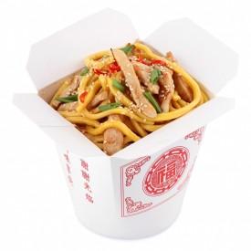 Лапша Wok «Курица с овощами»