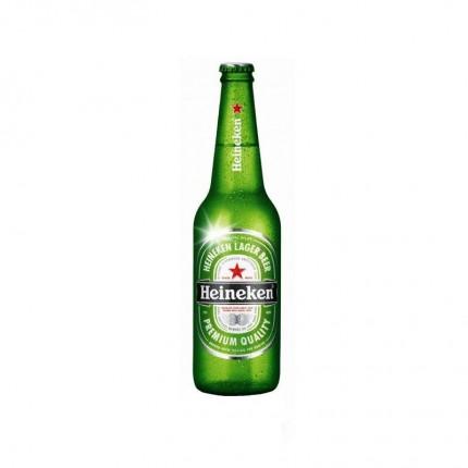 Бутылочное пиво «Heineken»