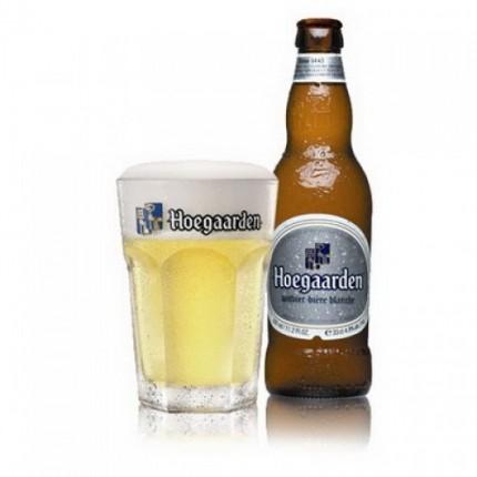Бутылочное пиво «Hoegaarden»