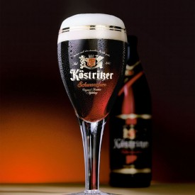 Темное разливное пиво «Kostritzer»