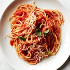 Спагетти «Помодоро»