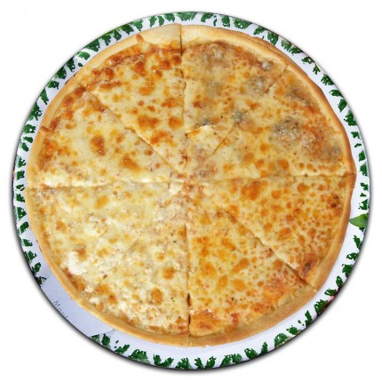 Пицца «2 Сыра: Брынза - Моццарелла»
