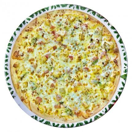 Пицца «Цезарь с Курицей»
