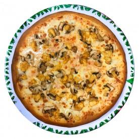 Пицца «Гамбургская»