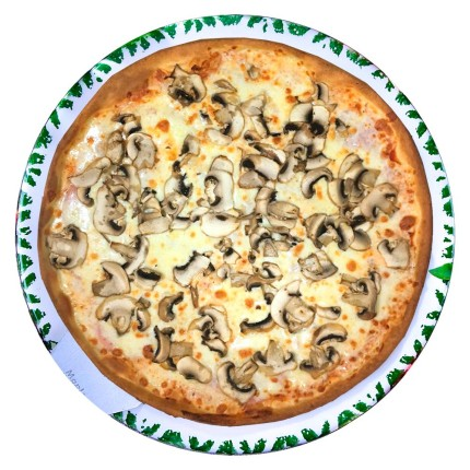 Пицца «Овощи с Грибами»
