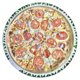 Пицца «Помодоро с луком»