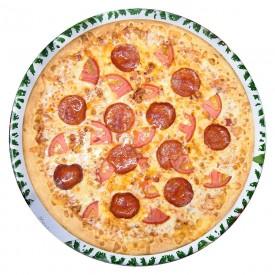 Пицца «Помодоро с мини Пепперони»