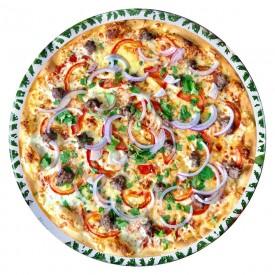 Пицца «с Бараниной»