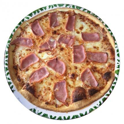 Пицца «с Ветчиной»