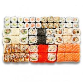 Суши сет «Самурай (60 шт.)»