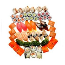 Суши сет «Морской (58 шт.)»